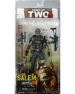 NECA PLAYER SELECT ARMY OF TWO THE 40TH DAY SALEM