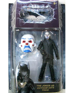 MATTEL BATMAN THE DARK KNIGHT オンライン限定 6インチ THE JOKER AS GOTHAM CITY THUG