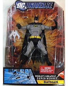 MATTEL DC UNIVERSE CLASSICS WORLD'S GREATEST SUPER HEROES BATMAN