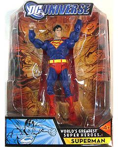 MATTEL DC UNIVERSE CLASSICS WORLD'S GREATEST SUPER HEROES SUPERMAN