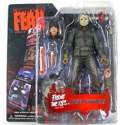 MEZCO CINEMA OF FEAR SERIES 2 FRIDAY THE 13TH PART VI JASON LIVES JASON VOORHEES