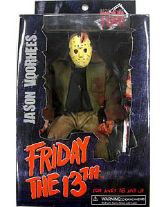 MEZCO CINEMA OF FEAR STYLIZED 9インチフィギュア FRIDAY THE 13TH JASON