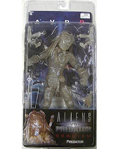 NECA ALIEN VS PREDATOR REQUIEM SERIES 3 STEALTH MODE PREDATOR