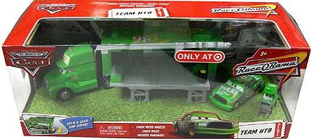THE WORLD OF CARS RACE O RAMA TEAM HTB