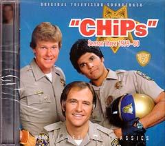 CHIPs SEASON THREE 1979-80 白バイ野郎ジョン&パンチ