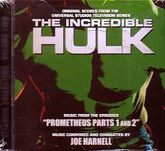 THE INCREDIBLE HULK 超人ハルク TVシリーズ