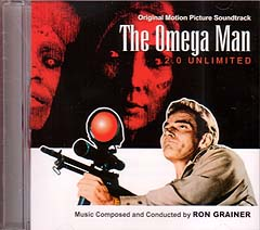 THE OMEGA MAN 2.0 UNLIMITED 地球最後の男 オメガマン