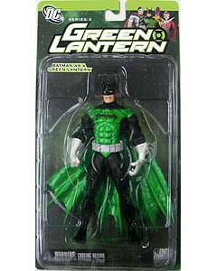 DC DIRECT GREEN LANTERN SERIES 3 BATMAN AS A GREEN LANTERN
