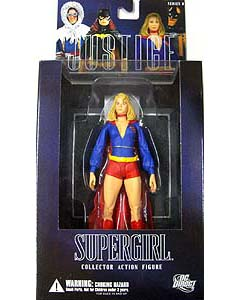 DC DIRECT JUSTICE LEAGUE SERIES 8 SUPERGIRL