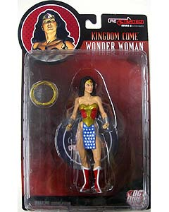 DC DIRECT REACTIVATED SERIES 2 KINGDOM COME WONDER WOMAN