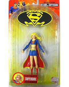 DC DIRECT SUPERMAN / BATMAN SERIES 2 RETURN OF SUPERGIRL SUPERGIRL