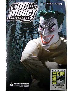 DC DIRECT 2008年コミコン限定 DC DIRECT 10th ANNIVERSARY JOKER