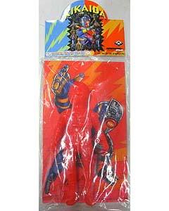 MAX TOYS 22センチ スタンダードサイズ ソフビ キカイダー (赤色成型)