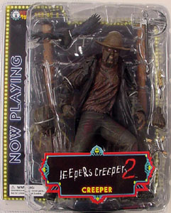 SOTA NOW PLAYING SERIES 2 JEEPERS CREEPER 2 CREEPER ブリスターダメージ特価