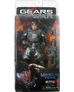 NECA GEARS OF WAR SERIES 1 MARCUS FENIX
