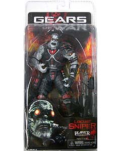 NECA GEARS OF WAR SERIES 1 LOCUST SNIPER