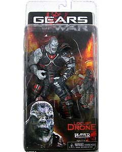 NECA GEARS OF WAR SERIES 1 LOCUST DRONE