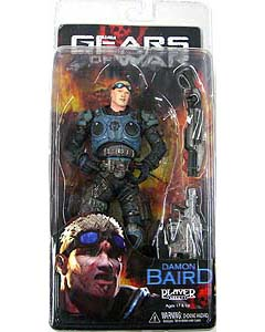 NECA GEARS OF WAR SERIES 2 DAMON BAIRD
