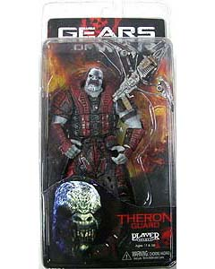 NECA GEARS OF WAR SERIES 2 THERON GUARD ヘルメットなし