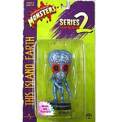 SIDESHOW LITTLE BIG HEADS THIS ISLAND EARTH METALUNA MUTANT