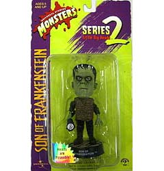 SIDESHOW LITTLE BIG HEADS SON OF FRANKENSTEIN FRANKENSTEIN