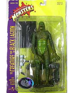 SIDESHOW 8インチ アクションフィギュア SERIES 2 THE CREATURE FROM THE BLACKLAGOON THE CREATURE