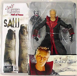 NECA CULT CLASSICS HALL OF FAME SERIES 2 SAW II JIGSAW KILLER