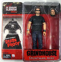 NECA CULT CLASSICS SERIES 7 GRINDHOUSE DEATH PROOF STUNTMAN MIKE