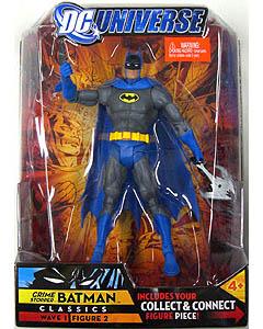 MATTEL DC UNIVERSE CLASSICS SERIES 1 CRIME STOPPER BATMAN