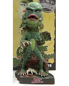 NECA HEAD KNOCKERS UNIVERSAL MONSTERS CREATURE FROM THE BLACK LAGOON