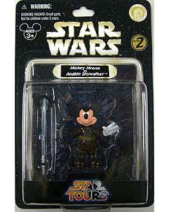 STAR WARS USA ディズニーテーマパーク限定フィギュア シリーズ2 MICKEY MOUSE AS ANAKIN SKYWALKER