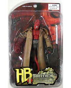 MEZCO 映画版HELLBOY 2 アクションフィギュア HELLBOY INCLUDES SAMARITAN & SWORD