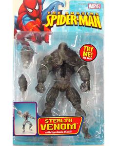 TOYBIZ SPIDER-MAN CLASSICS SERIES 18 STEALTH VENOM
