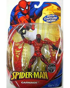 HASBRO SPIDER-MAN TRILOGY SERIES WAVE 3 CARNAGE