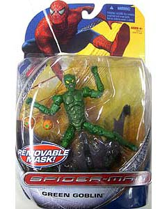 HASBRO SPIDER-MAN TRILOGY SERIES GREEN GOBLIN