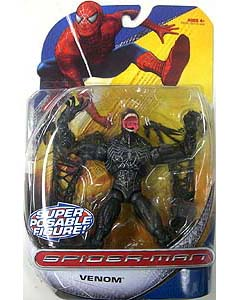 HASBRO SPIDER-MAN TRILOGY SERIES VENOM