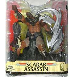 McFARLANE SPAWN 33 SCARAB ASSASIN