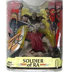 McFARLANE SPAWN 33 SOLDIER OF RA