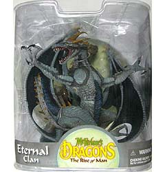 McFARLANE McFARLANE'S DRAGONS SERIES 8 ETERNAL DRAGON