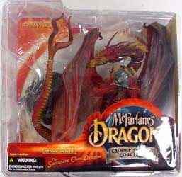 McFARLANE McFARLANE'S DRAGONS SERIES 1 DRAGONS SORCERERS CLAN DRAGON ブリスターイタミ特価
