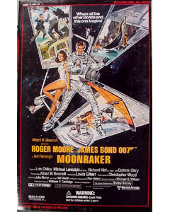SIDESHOW 12インチ 007 MOONRAKER ムーンレイカー JAWS : RICHARD KIEL