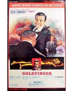 SIDESHOW 12インチ 007 GOLDFINGER ゴールドフィンガー ODDJOB : HAROLD SAKATA