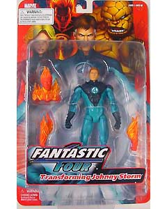 FANTASTIC FOUR CLASSICS TRANSFORMING JOHNNY STORM