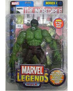 TOYBIZ MARVEL LEGENDS 1 HULK #2