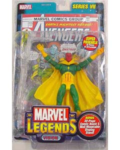 TOYBIZ MARVEL LEGENDS 7 VISION