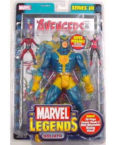 TOYBIZ MARVEL LEGENDS 7 VARIANT GOLIATH