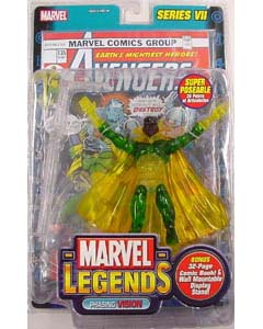 TOYBIZ MARVEL LEGENDS 7 VARIANT VISION