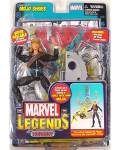 TOYBIZ MARVEL LEGENDS 14 MOJO SERIES LONGSHOT ブリスター傷み特価