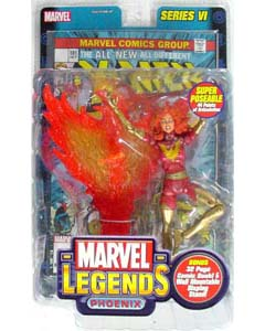 TOYBIZ MARVEL LEGENDS 6 VARIANT PHOENIX