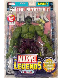 TOYBIZ MARVEL LEGENDS 1 HULK #1